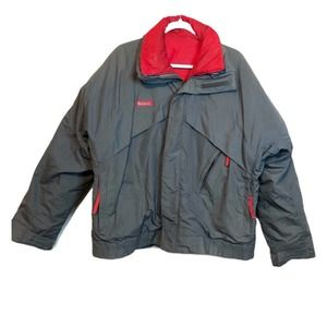 Men's Columbia Insulated Heavy Winter Snow Coat